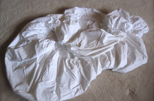 The Fitted Sheet of Motherhood