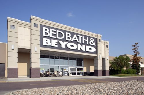 Adventures at Bed, Bath and Beyond